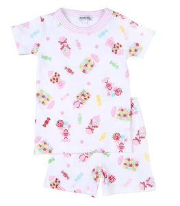 Candy Shop Short Pajama