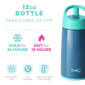 12 oz Swig Sip Bottle