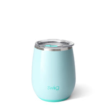 Load image into Gallery viewer, 14 oz Stemless Insulated Cup Swig