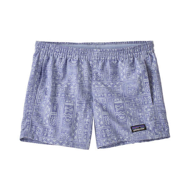 Purple Baggie Shorts
