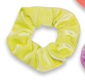 Load image into Gallery viewer, Neon Velvet Scrunchies