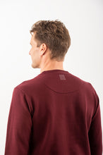 Load image into Gallery viewer, SWEATSHIRT DEEP BURGUNDY