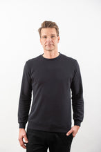 Load image into Gallery viewer, TENCEL™ SWEATSHIRT DARK NAVY