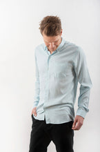 Load image into Gallery viewer, TENCEL™ SHIRT SKY BLUE