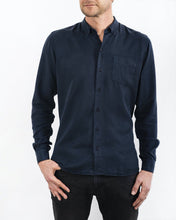 Load image into Gallery viewer, TENCEL SHIRT NAVY-shirts-Blankdays