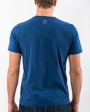 Load image into Gallery viewer, T-SHIRT BLUE MELANGE-T-shirt-Blankdays
