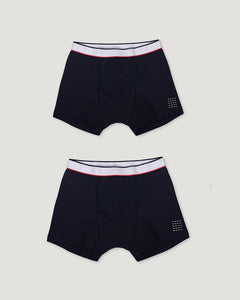BOXER SHORT NAVY- 2 PACK-Boxer short-Blankdays