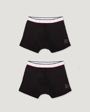 Load image into Gallery viewer, BOXER SHORT BLACK- 2 PACK-Boxer short-Blankdays