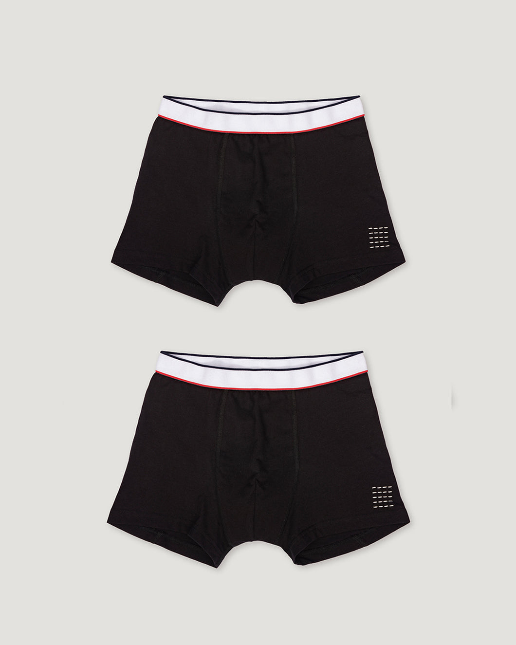 BOXER SHORT BLACK- 2 PACK-Boxer short-Blankdays