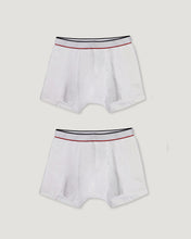 Load image into Gallery viewer, BOXER SHORT WHITE- 2 PACK-Boxer short-Blankdays