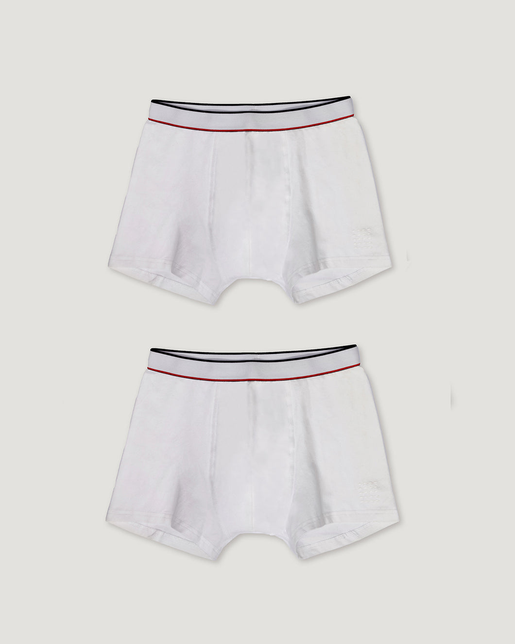 BOXER SHORT WHITE- 2 PACK-Boxer short-Blankdays