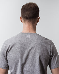 T- SHIRT GREY MELANGE