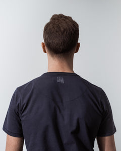 THE T- SHIRT NAVY