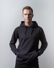 Load image into Gallery viewer, HOODIE BLACK-Hoodie-Blankdays