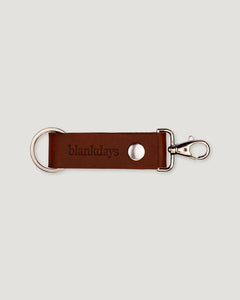 KEYCHAIN BROWN-accessories-Blankdays
