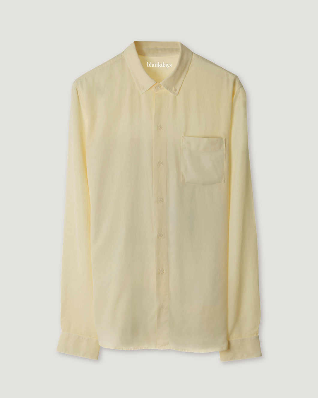TENCEL™ SHIRT BEACH YELLOW