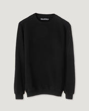 Load image into Gallery viewer, SWEATSHIRT BLACK-Sweatshirt-Blankdays