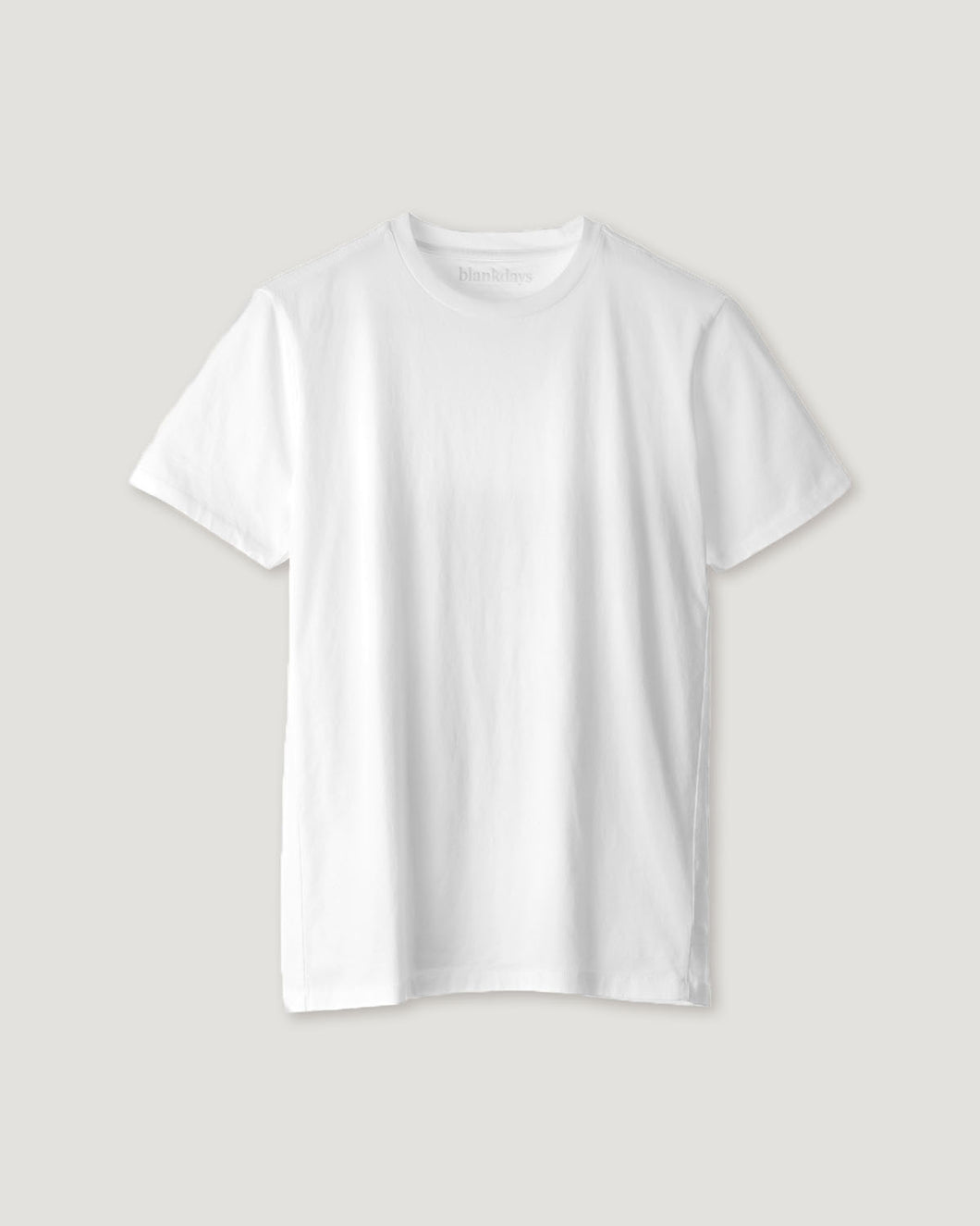 T- SHIRT BRIGHT WHITE-T-shirt-Blankdays