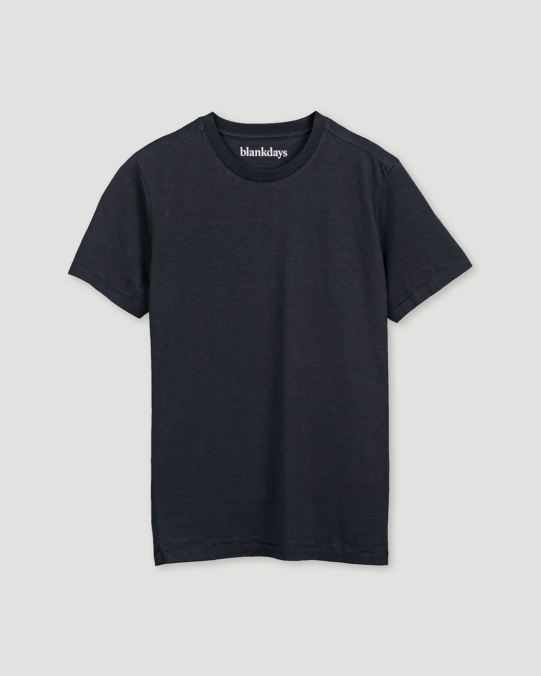 TENCEL T- SHIRT DARK NAVY