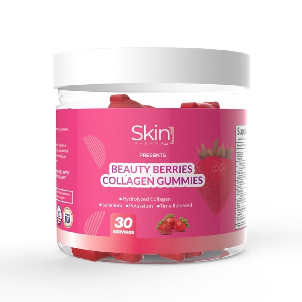 Beauty Berries Collagen Gummies