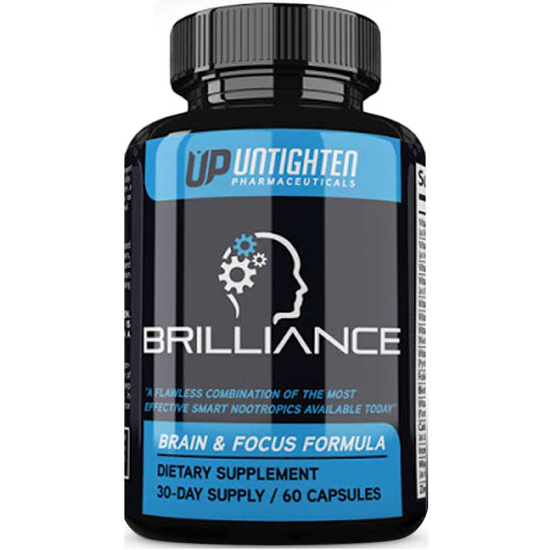 BRILLIANCE BRAIN AND FOCUS FORMULA