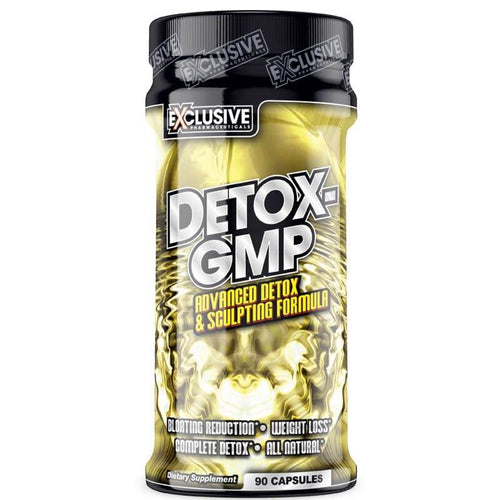 Detox-gmp Advanced Body Detox