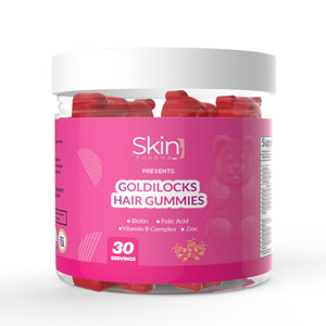 Goldilocks Hair Gummies