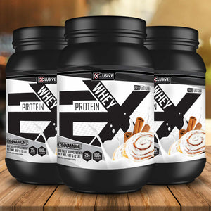 Profusion Cinnamon Roll Whey Protein