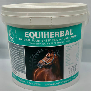 Equiherbal Conditioning and Performance Mix