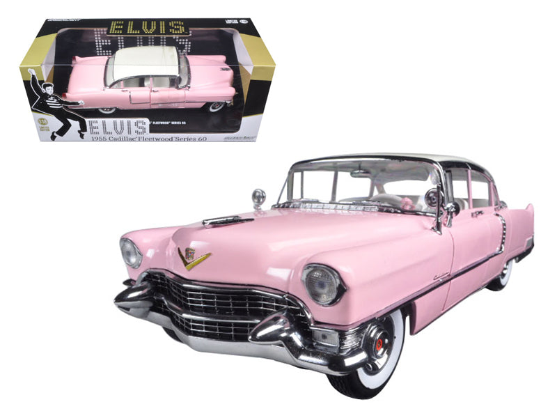1955 Pink Cadillac Fleetwood Series 60 Special
