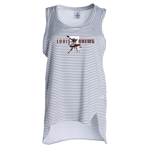 Official NCAA Alabama A&M Bulldogs PPAMU05 Women's Crew Neck Tank Top