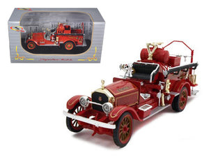 1921 American Lafrance Fire Engine 1/32 Diecast Model Car by Signature Models | Allshop.store