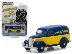 1939 Chevrolet Panel Truck Goodyear Tires