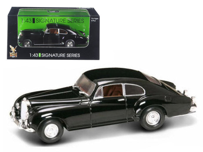 1954 Bentley R Type Black 1/43 Diecast Model Car by Road Signature | Allshop.store