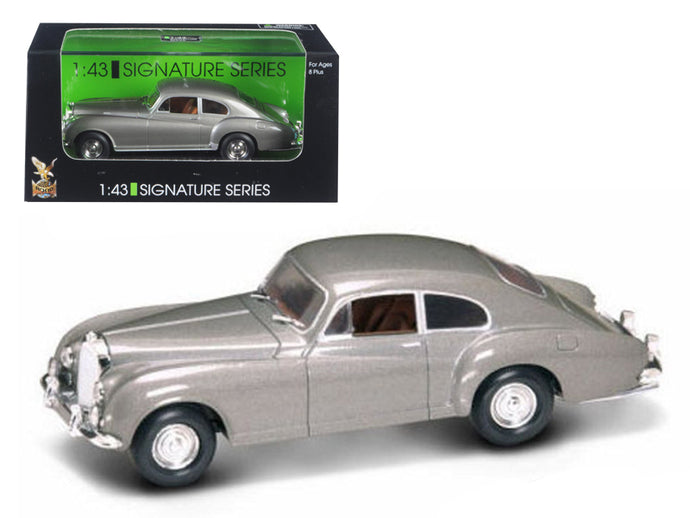 1954 Bentley R Type Gray 1/43 Diecast Model Car by Road Signature | Allshop.store