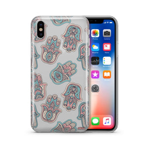 Hamsa Overload - Clear TPU Case Cover