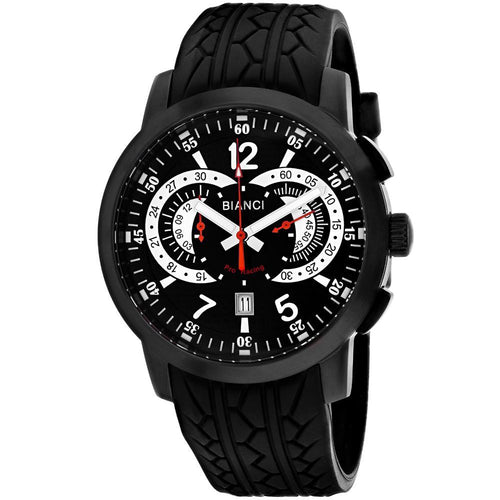 Men's Roberto Bianci Lombardo Black Watch