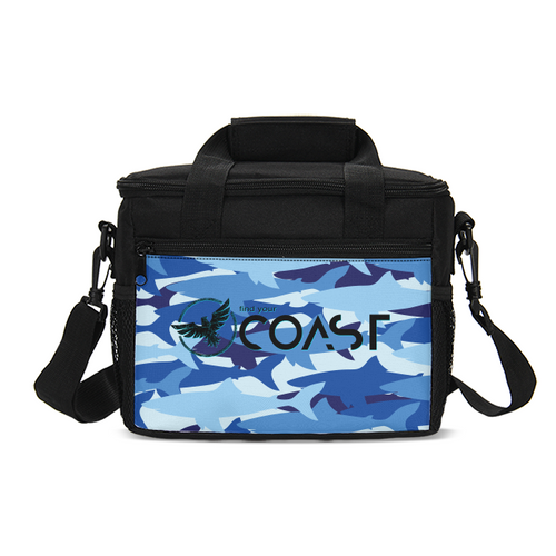 FYC Shark Infested Insulated Cooler Bag