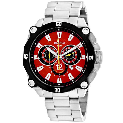 Men's Enzo Red Watch