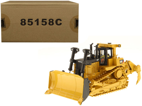 Caterpillar D10T Track Type Tractor with Operator
