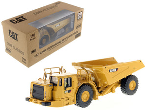 Caterpillar AD45B Underground Articulated Truck with Operator