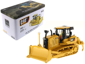 Caterpillar D7E Track Type Tractor with Electric Drive with Operator 1/50 Diecast Model by Diecast Masters | Allshop.store