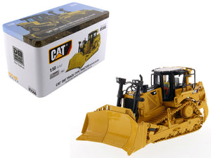 Caterpillar D8T Track Type Tractor Dozer with 8U Blade and Operator High Line Series 1/50 Diecast Model by Diecast Masters | Allshop.store