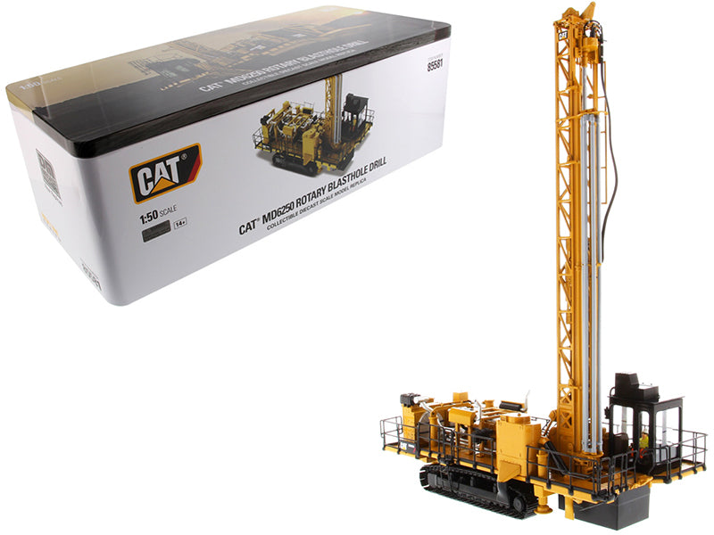 Caterpillar MD6250 Rotary Blasthole Drill with Operator