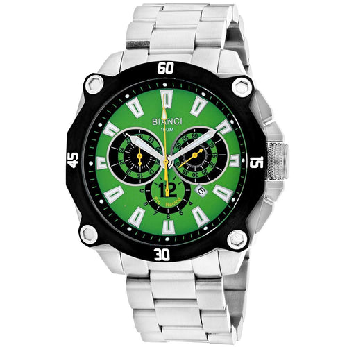 Men's Enzo Green Watch