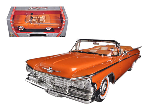 1959 Buick Electra 225 Copper 1/18 Diecast Model Car by Road Signature | Allshop.store