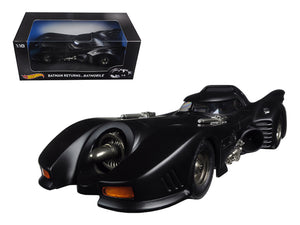 Batman Returns Batmobile 1/18 Diecast Model Car by Hotwheels | Allshop.store