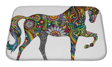 Load image into Gallery viewer, Bath Mat, Cheerful Horse | Allshop.store
