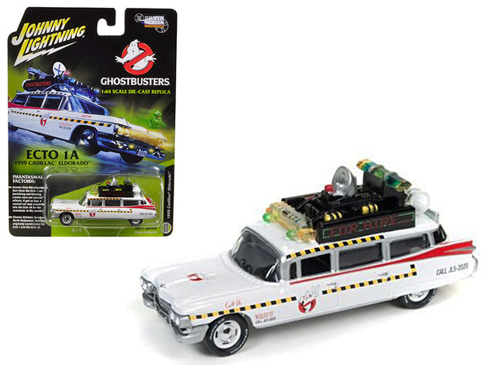 1959 Cadillac Ghostbusters Ecto-1A from