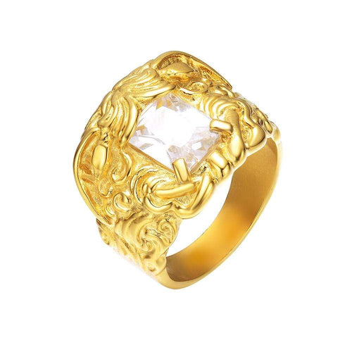 Mister Gem Medusa Ring